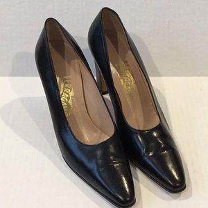 FERRAGAMO Blue  Women's Shoes Size  8 1/2 B